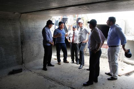 Prefeito José Fortunati realiza visita às Obras da Av. Severo Dullius  Foto: Luciano Lanes / PMPA