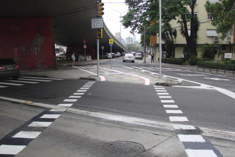 Ciclovia Mariante com Silva Só  Foto: Faby Vargas/Divulgação PMPA